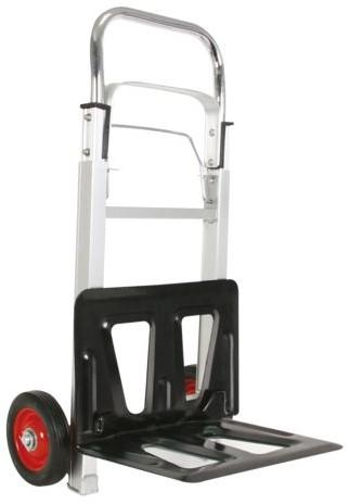 Steekwagen Perel inklapbaar tot 80kg