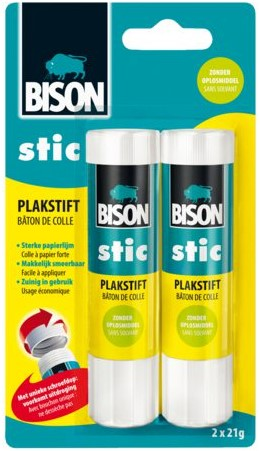LIJMSTIFT BISON 6309072 21GR