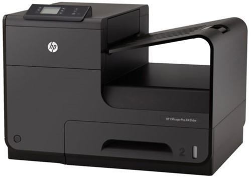 Inkjetprinter HP Officejet Pro X451DW