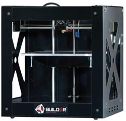 3D PRINTER BUILDER MONO INCL DISPLAY ZWART