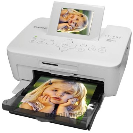 Foto Printer Canon Selphy Cp910 Wit Bij Shop Demo Webshop