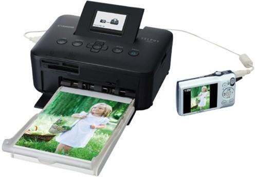 Foto printer Canon Selphy CP910 zwart