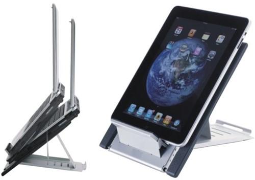 Laptopstandaard Newstar LS100 zilver