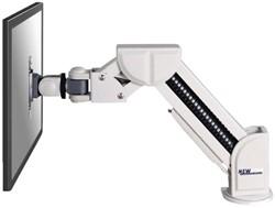 Flatscreenarm Newstar D600 creme