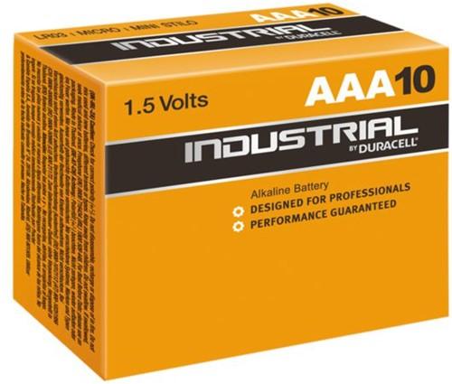 Batterij Industrial AAA alkaline