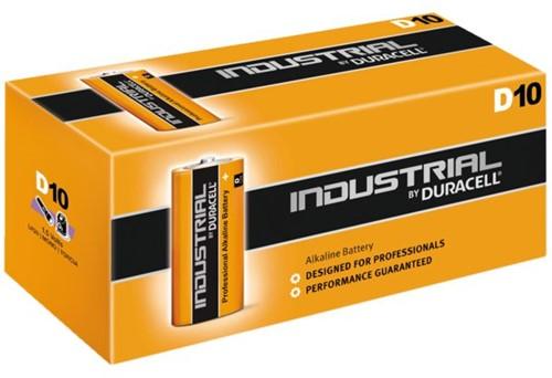 Batterij Industrial D alkaline