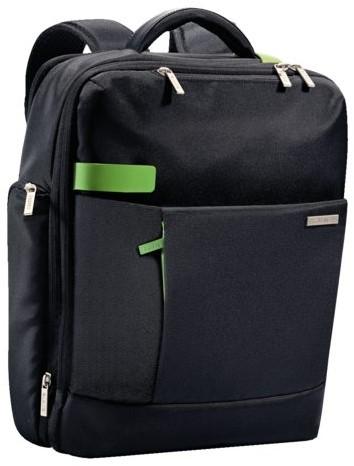 Laptoprugtas Leitz Smart traveller 15.6inch zwart