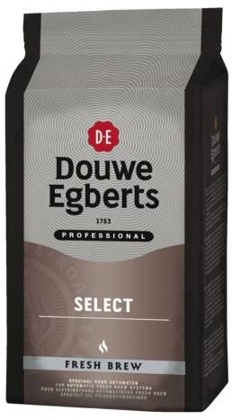 Koffie Douwe Egberts automatenkoffie fresh brew select 1000g-2