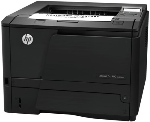 LASERPRINTER HP LASERJET PRO 400 M401DNE