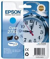 Inkcartridge Epson 27XL T271240 blauw HC