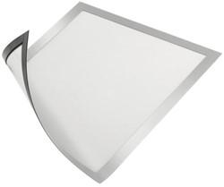 Duraframe Durable 484723 magnetisch A5 zilver