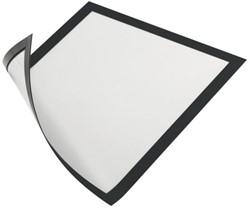 Duraframe Durable 484801 magnetisch A6 zwart