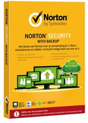 SOFTWARE NORTON SECURITY 2.0 BACK-UP 10 DEVICES NL