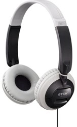 Headset TDK on ear ST100 zwart