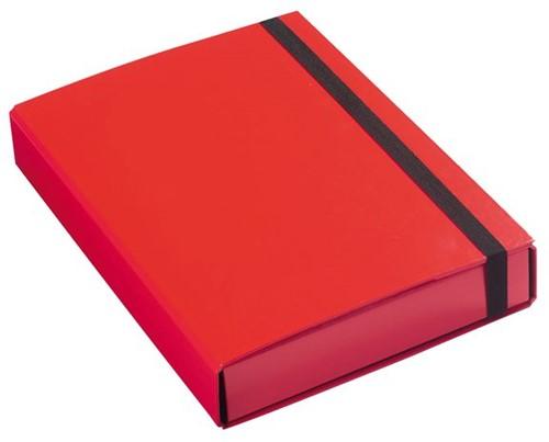 Elasto-opbergbox Klapr 50mm rood