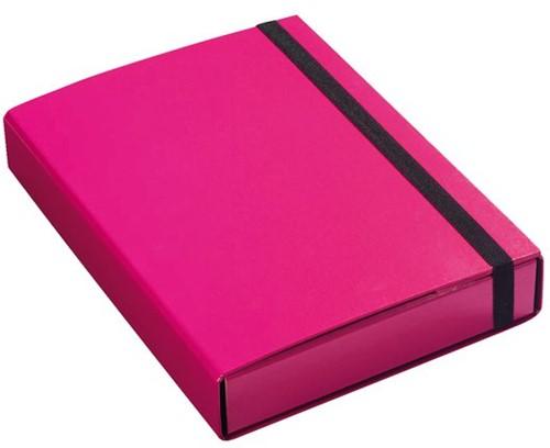 Elasto-opbergbox Klapr 50mm magenta