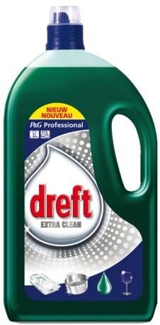 Afwasmiddel Dreft Professional 4liter