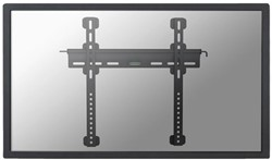 LCD muurbevestiging Newstar W040 ultradun zwart