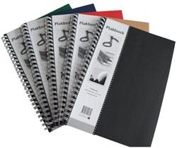 Plakboek Papyrus 330x230mm 40vel assorti