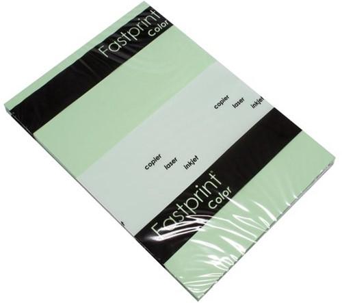 Kopieerpapier Fastprint A4 120gr 10kleuren x10vel 100vel-2