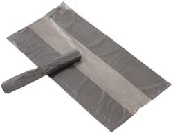 Vuilniszak Pedaalemmerzak 50x60cm 30l lichtgrijs