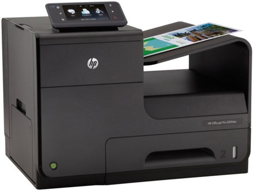INKJETPRINTER HP OFFICEJET PRO X551DW