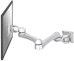"""LCD Wandsteun Newstar W930 tot 30"""" zilver"""