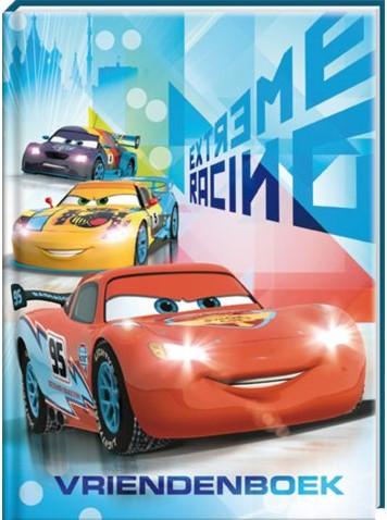 vriendenboek Disney Cars 2
