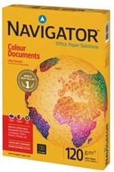 Kopieerpapier Navigator Colour Doc A4 120gr wit 250vel