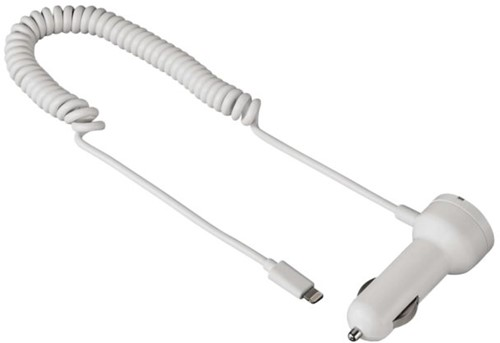 Oplader Hama car charger voor iPad 4/AIR/mini3/2nd generatie