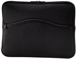"""Sleeve Hama Comfort voor notebook 34cm 13,3"""" zwart"""