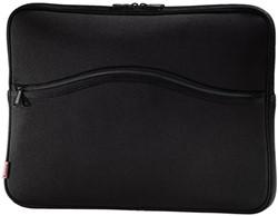 """Sleeve Hama Comfort voor notebook 40cm 15,6"""" zwart"""