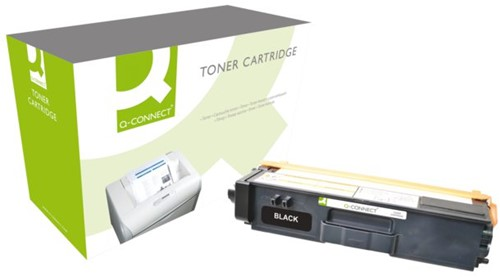 Tonercartridge Q-Connect Brother TN-325 zwart