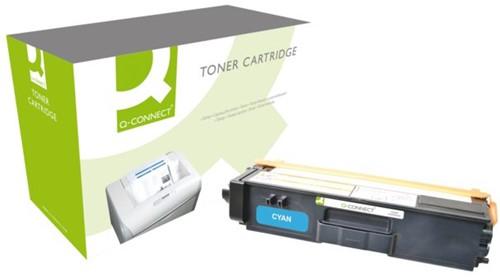 Tonercartridge Q-Connect Brother TN-325 blauw