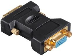Adapter Hama VGA socket  DVI plug