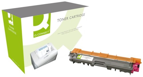 Tonercartridge Q-Connect Brother TN-241 rood