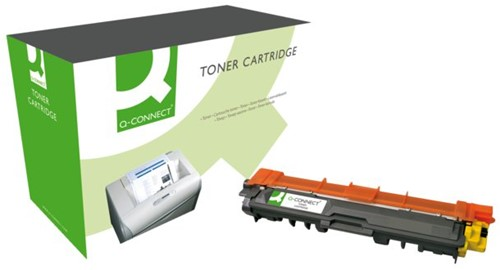 Tonercartridge Q-Connect Briother TN-245 geel
