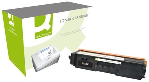 Tonercartridge Q-Connect Brother TN-320 zwart