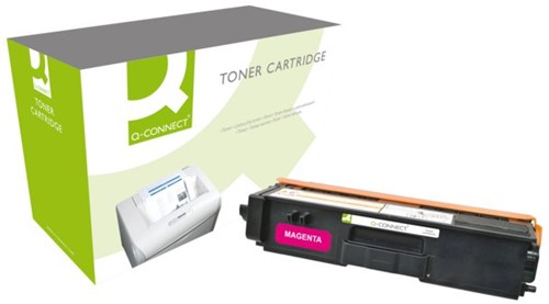 Tonercartridge Q-Connect Brother TN-320 rood
