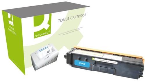 Tonercartridge Q-Connect Brother TN-328 blauw
