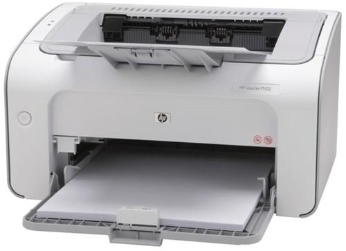 LASERPRINTER HP LASERJET P1102 WIT