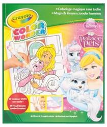Kleurboek Crayola Color Wonder prinses
