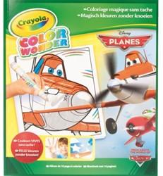 Kleurboek Crayola Color Wonder planes