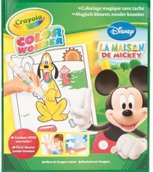 Kleurboek Crayola Color Wonder Mickey