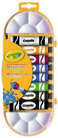 Verf Crayola Tempera assorti