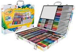 Kleurkoffer Crayola inspiratie art 150-delig