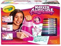 Airbrush Crayola roze