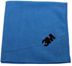 Microvezeldoek 3M Sctoch Brite Essential blauw