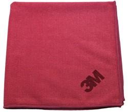 Microvezeldoek 3M Scotch Brite Essentail rood