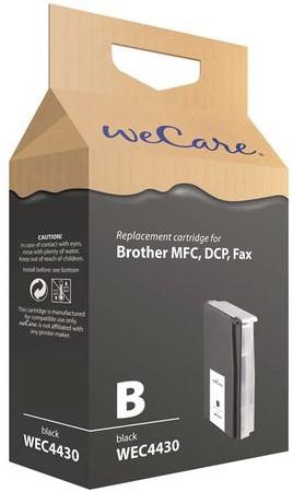 Inkcartridge Wecare Brother LC-1000 LC-970 zwart
